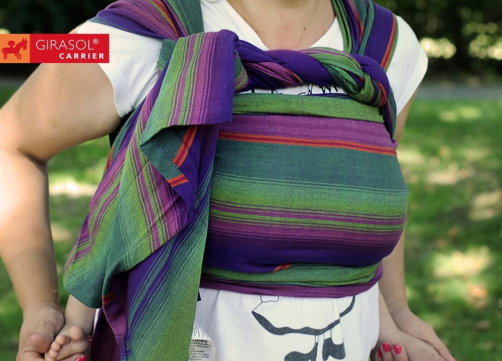 Baby Sling Rebozo Traditional Mayan