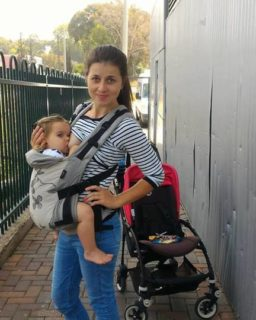Topa-top Babywearing around the world Official website Israel
